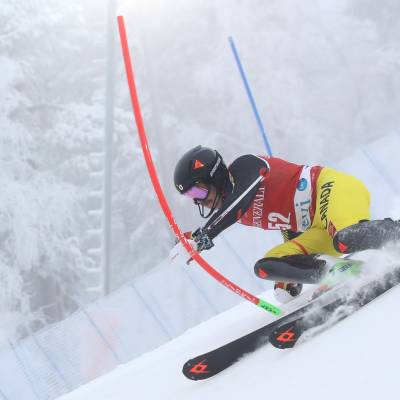 FIS ALPINE WORLD CUP - LEVI, FIN