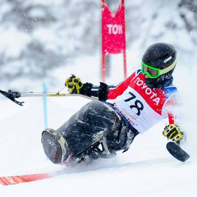 World Para-Alpine Skiing - MORZINE, FRA