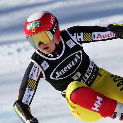 FIS ALPINE WORLD CUP -  GARMISCH PARTENKIRCHEN, GER
