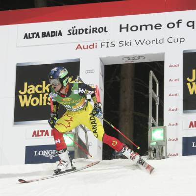 FIS ALPINE WORLD CUP - ALTA BADIA, ITA