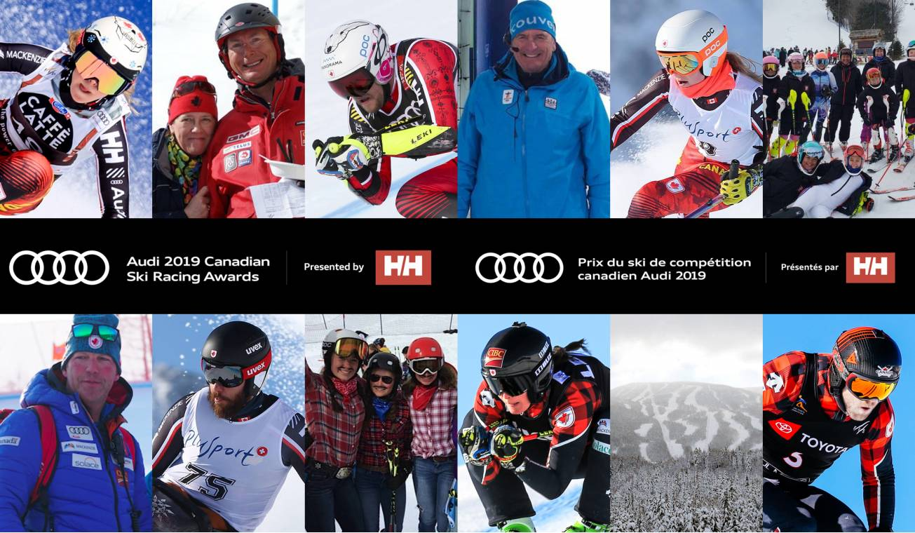 WINNERS UNVEILED OF AUDI 2019 CANADIAN SKI RACING AWARDS PRESENTED BY HELLY HANSEN
