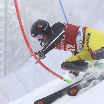 FIS ALPINE WORLD CUP - VAL D`ISÈRE, FRA