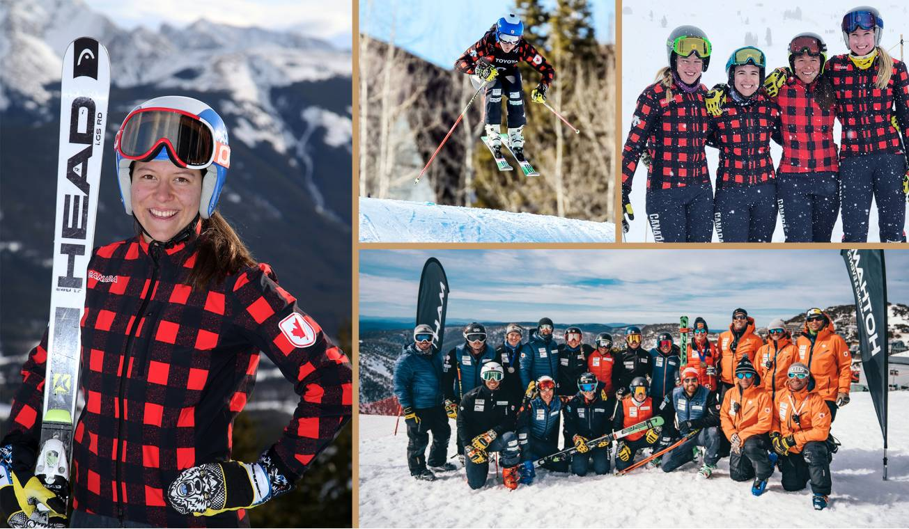 Ski Community Mourns Ski Cross Racer Mikayla Martin