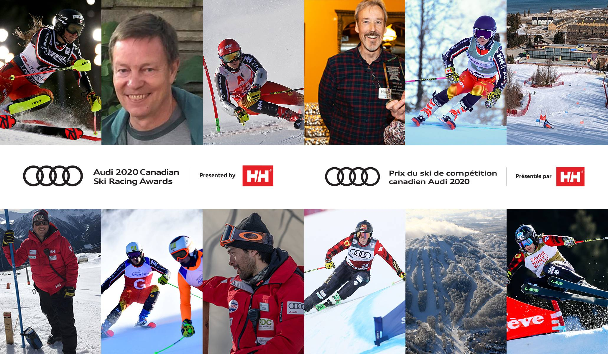Winners announced for Audi 2020 Canadian Ski Racing Awards Presented by Helly Hansen