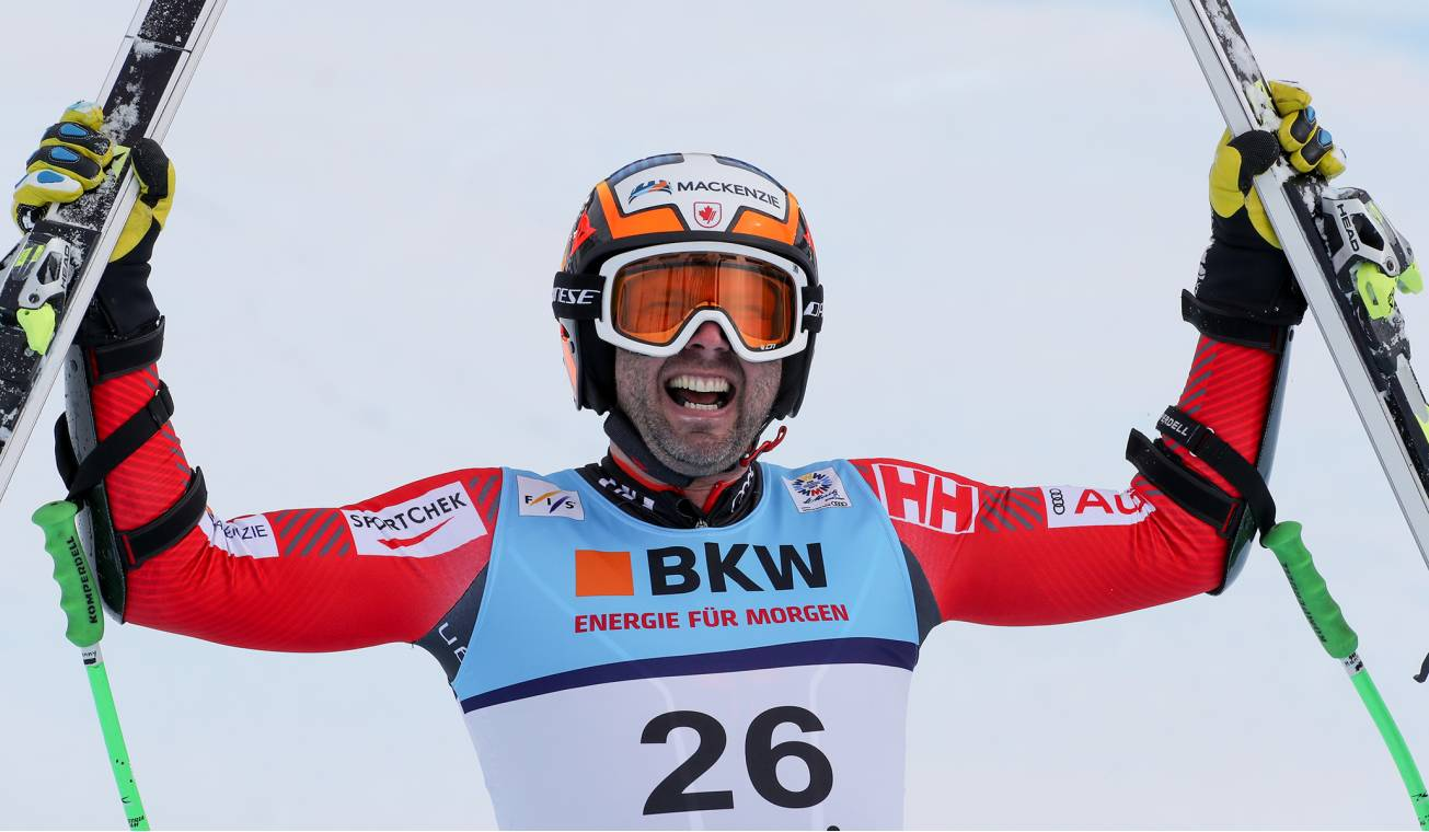 A Canadian Cowboy - Manuel Osborne-Paradis retires from World Cup alpine ski racing