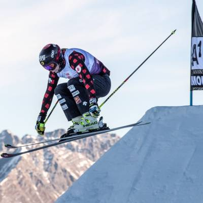 FIS SKI CROSS WORLD CUP - MONTAFON, AUT